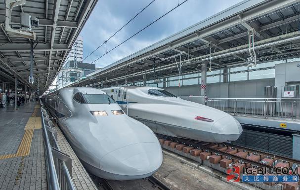 日本多条新干线推出车内Wifi服务