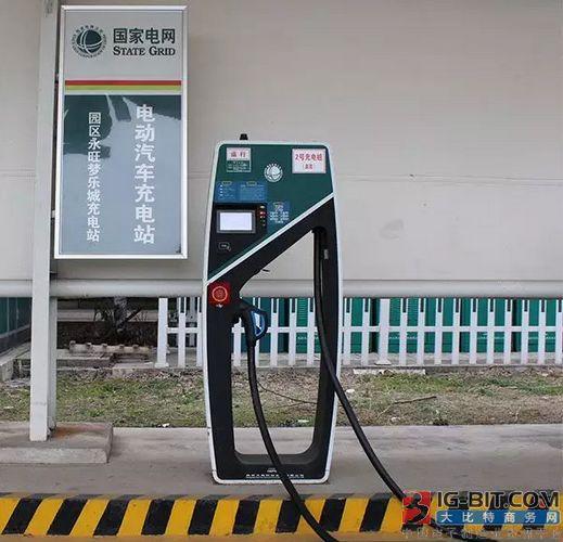 """加速充电网络布局 到2020年苏州将实现""""0.9公里""""充电圈"""