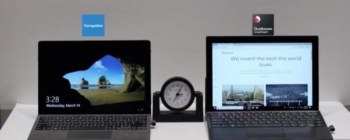 骁龙835+Windows,测试成绩竟远胜传统PC