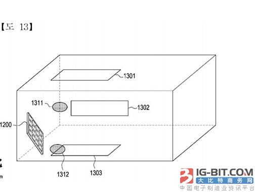 三星新专利曝光:隔空无线充电