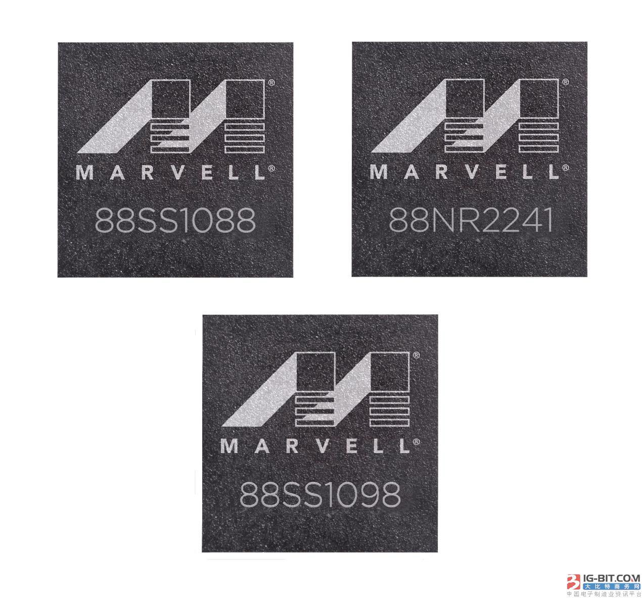 Marvell推出业界首个NVMe芯片组解决方案以满足新兴数据中心的SSD需求