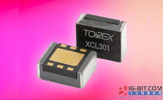 特瑞仕推出支持负电压输出的线圈一体型转换器