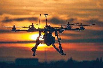 Aerones打造有28台电机的大型无人机,可清洁涡轮机、执行救援