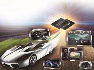 旺宏NOR Flash获ST采用 导入车用工业市场