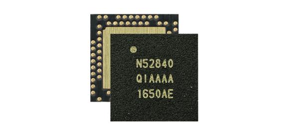 Nordic Semiconductor批量生产nRF52840 SoC可全面支持蓝牙5以及蓝牙Mesh和Thread