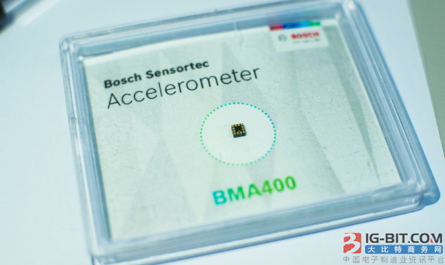 博世推3款MEMS/MOEMS器件 击破可穿戴、VR/AR和IoT三大痛点