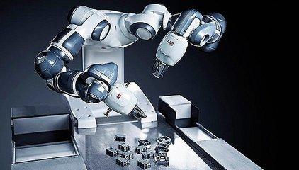 工业机器人全国产量猛增 美的等巨头重资绸缪
