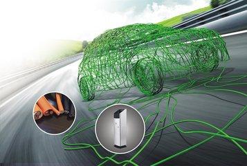 一文看懂新能源汽车电机的结构与零部件组成