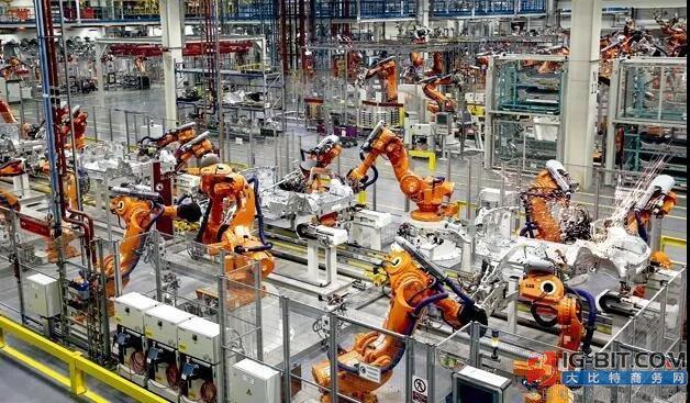 库卡CEO:2024年佛山新工厂机器人产量达每年7.5万台