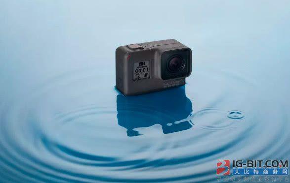 GoPro新款入门级Hero相机 售价199美元