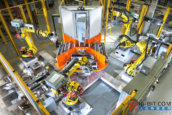 磁件行业加速参与全球自动化运动