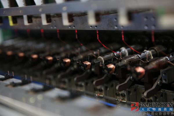 磁件行业加速参与全球自动化运动   深度定制提上日程