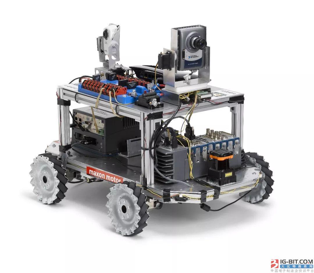 【案例分析】关于机器人的电机控制