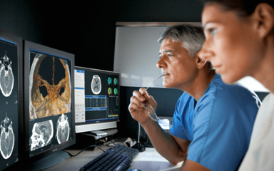 人机协作,触发AI影像诊断真正落地场景?