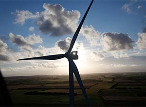 维斯塔斯携手EDPR 共同安装风力涡轮机耦合混合示波器