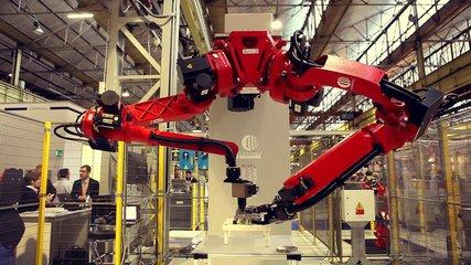 浅析工业机器人发展趋势 市场营收或将达到百亿