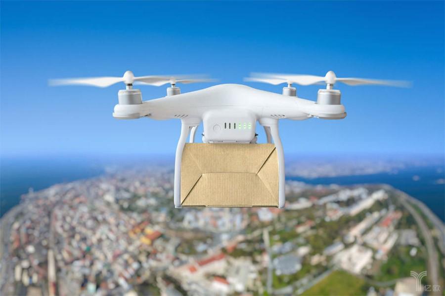无人机物流商业化运营加速 顺丰、京东、菜鸟全上阵