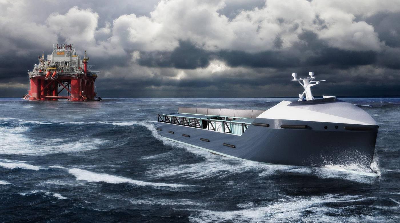 """全球首个无人船公司建立 三位一体""""无人时代""""或将到来"""