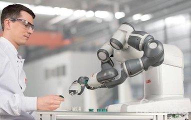 协作机器人的出现为国产机器人带来新的机会
