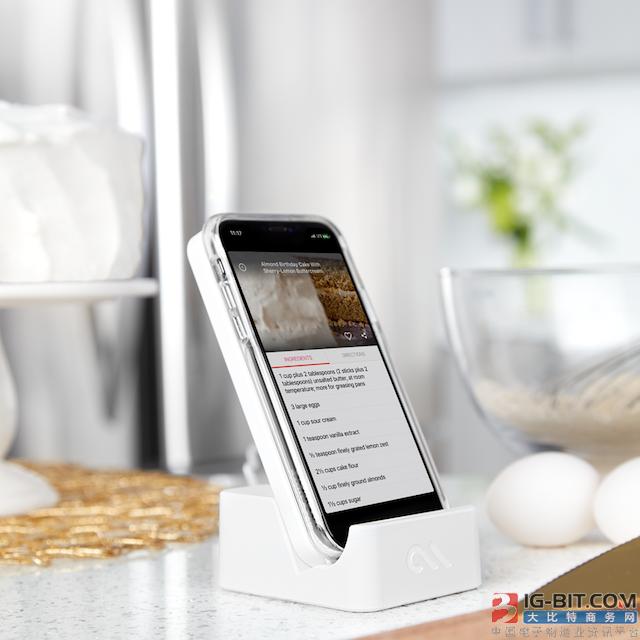 Case-Mate推出Power Pad无线充电板:支持两种充电姿势+苹果三星快充