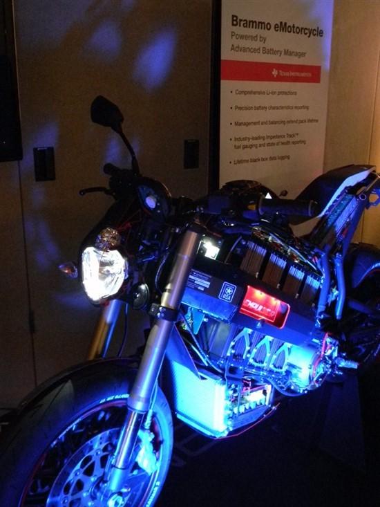 电动摩托车中电源管理设计方案