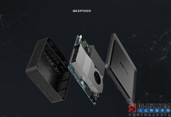 索泰发布迷你工作站ZBOX Q:内置Quadro P5000