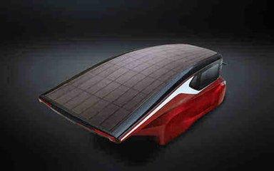 红旗借力汉能太阳能技术发展电动车