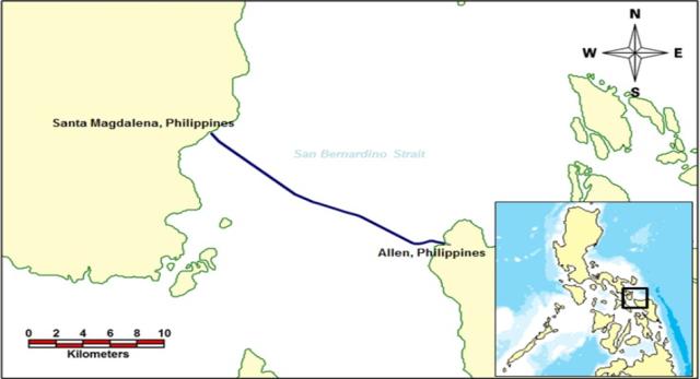 华为部署菲律宾海底光纤互联项目二期工程