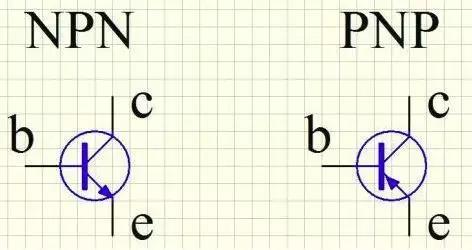 """一般的电路中,有了npn的,你就可以按""""上下对称交换""""的方法得到 pnp 的"""