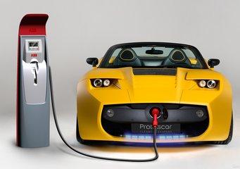 怎么让新能源车充电效率更快?高质量电能变换技术了解一下