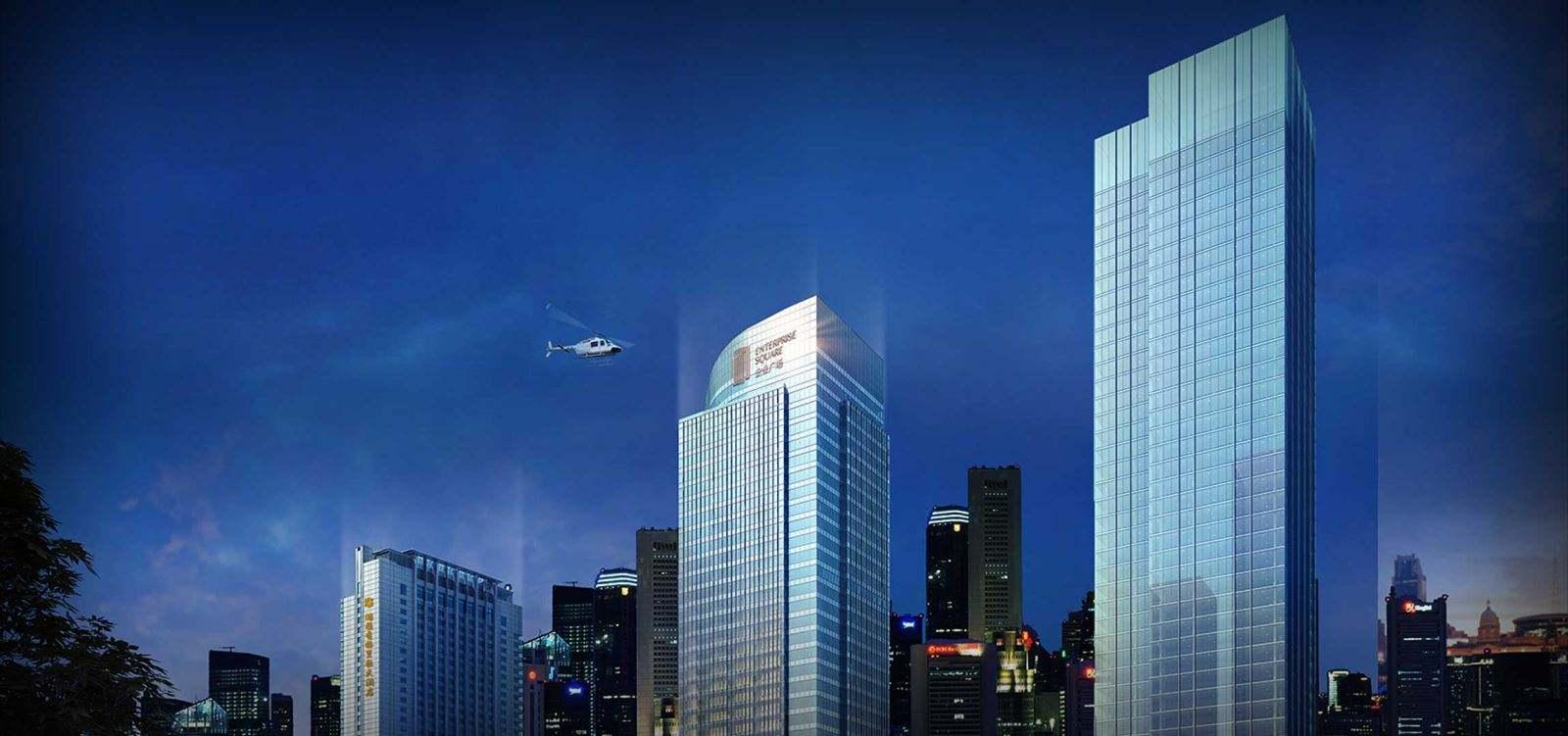 楼宇智能化经济发展 上下产业链迎大商机