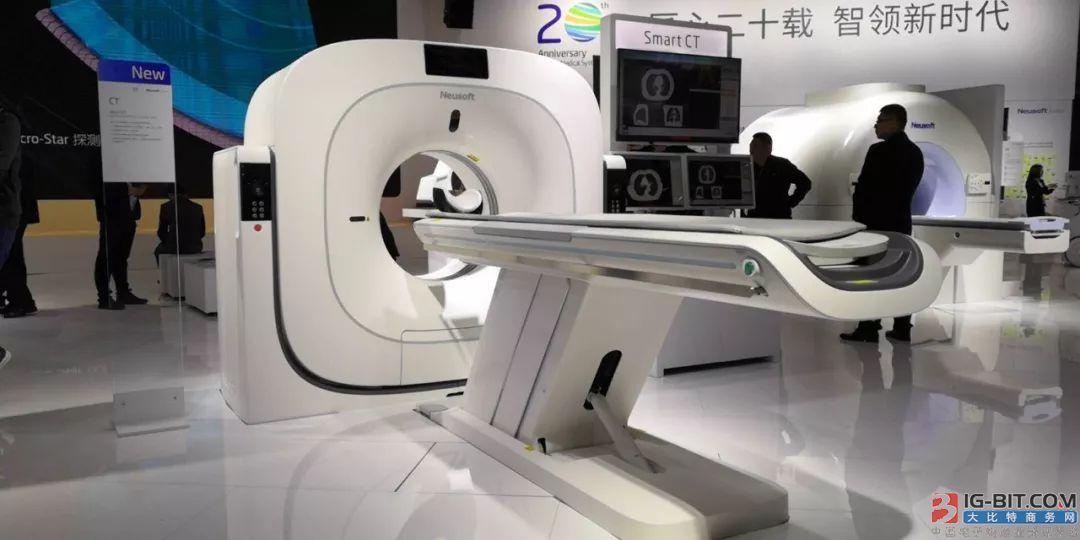 CT进入Smart时代 东软医疗继续领跑中国CT