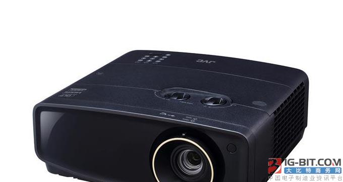 JVC发布其首款4K/UHD DLP家庭影院投影机LX-UH1