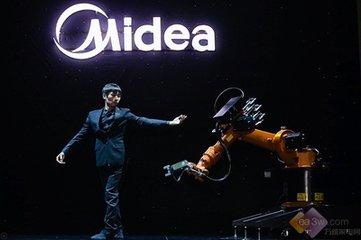 """机器人+正在进行时 家电巨头布局""""人机新世代"""""""
