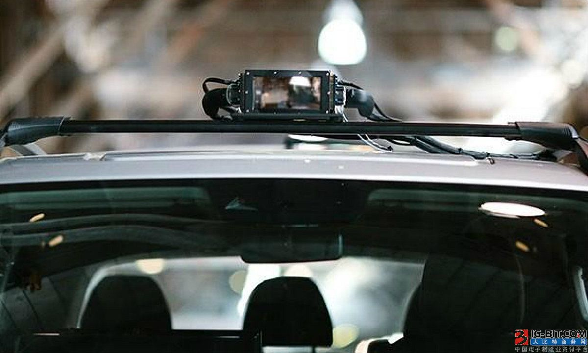 luminar推出新型激光雷达传感器 征战自动驾驶汽车市场