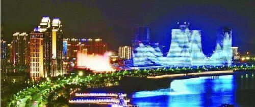 厦门计划投资约2.3亿元 用于夜景照明补缺补漏