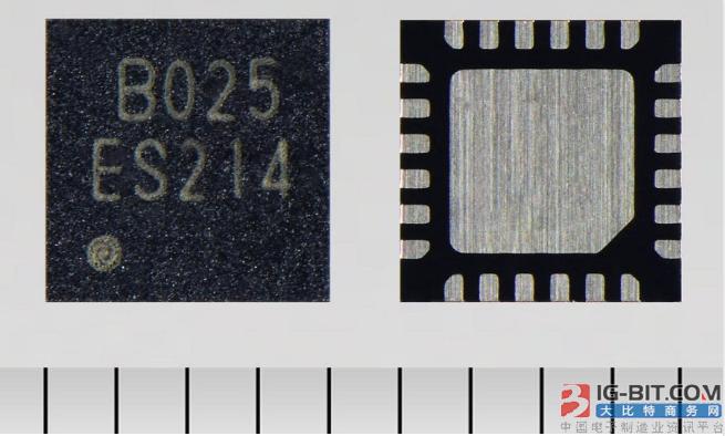 叁相无刷马达驱动IC支援闭环系统转速控制
