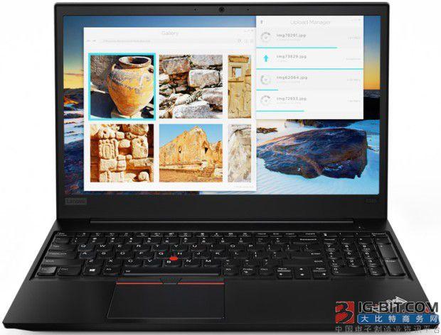 联想ThinkPad E485/E585商务本发布:搭载AMD Ryzen处理器