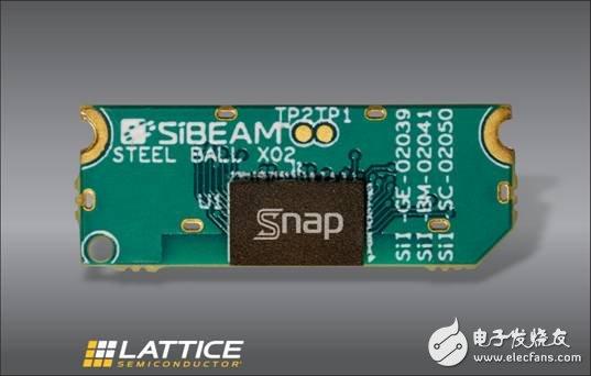 莱迪思Snap模块可替代USB连接器 传输速率高达12 Gbps