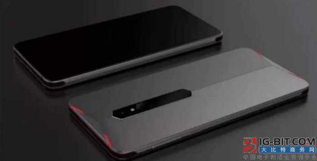 努比亚红魔游戏手机发布:8G内存 2999元
