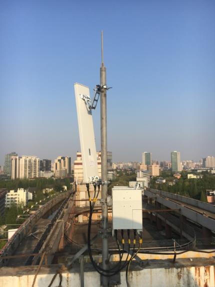 上海联通携手华为打造中国联通首个多场景双频4T4R网络