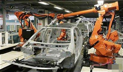 到2020年底 佛山机器人及智能装备产值将破1200亿元