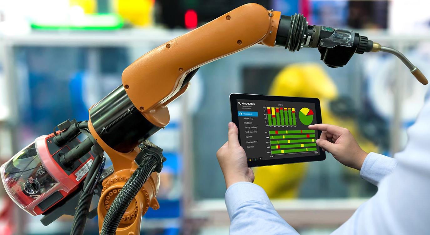 安费诺为全球自动化和机器人市场提供全方位的产品和服务