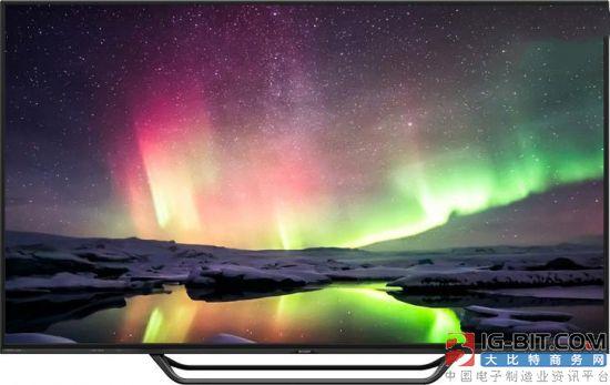 夏普计划四月末上市一款70英寸8K电视