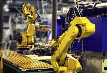 2018年一季度苏州工业机器人产量猛增140%