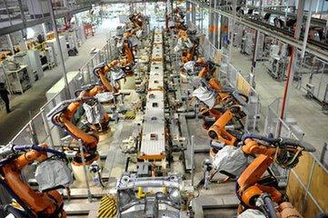 """净利增长最高达659.31% 2018年将是工业机器人爆发的""""元年"""""""