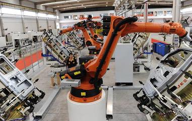 佛山市推动机器人应用及产业发展扶持方案5月11日正式施行