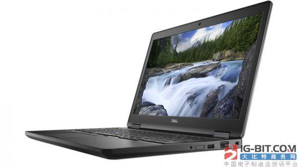 戴尔推Latitude 5000笔记本电脑 采用6核处理器