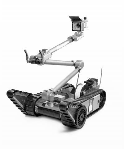 美国陆军携手两大公司打造军用标准化机器人