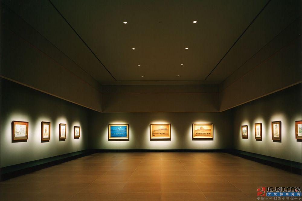 美术馆照明进入行业标准研究阶段